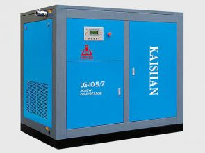 LG Series Stationary Screw Air Compressor