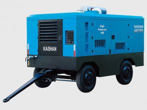 LGCY Single-Stage Diesel Screw Type Air Compressor